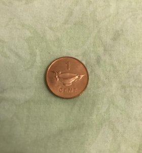 Монета Соломоновы острова
