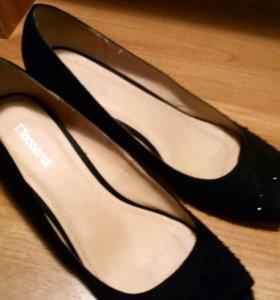 Женские туфли размер - 40