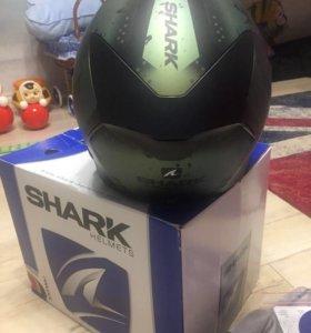 Шлем Shark D-Skwal Dharkov Matt