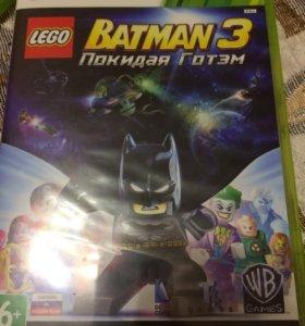 Iego batman 3 покидая Готэм