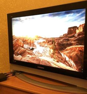 "телевизор Samsung LW32A33W 32"" Silver LCD TV"