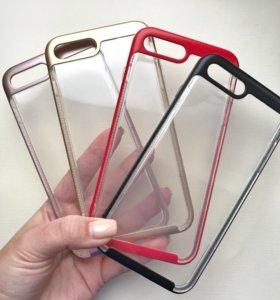 Защитные чехлы на айфон 7 Plus