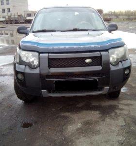 Land Rover. Freelander