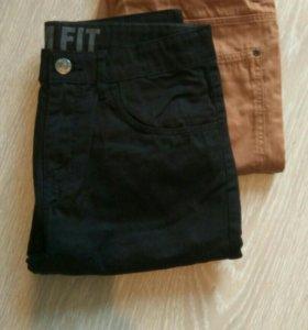 Новые брюки чинос H&M
