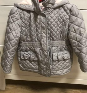 Куртка МС на флисе