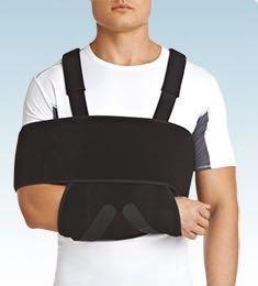 Бандаж на плечевой сустав и руку L/XL бу