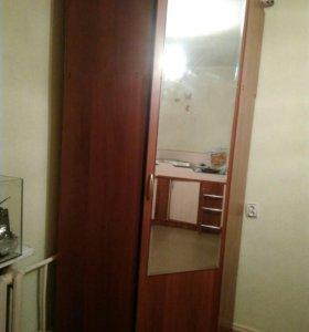 Шкаф угловой, размер 950x950x2400