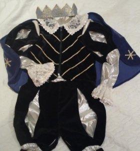 Карнавальный детский костюм на мальчика.