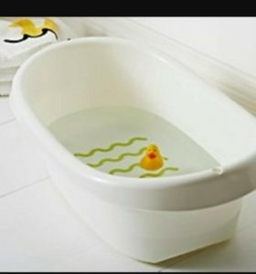 Ванночка детская икеа