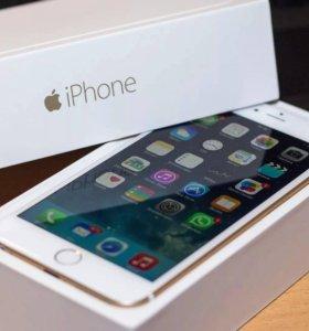 iPhone 6s (Новый + Рассрочка 0%)