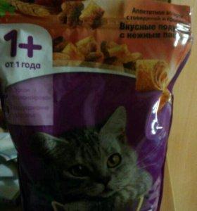 Корм для кошки