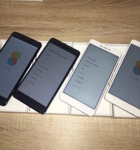 Xiaomi redmi Note 4X 32гб ,4G LTE Новые телефоны.