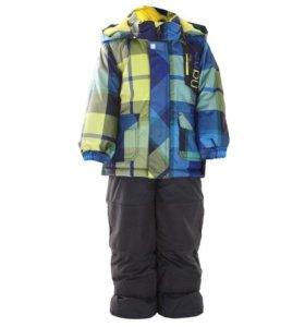 Зимний костюм nano. Размер 18 мес