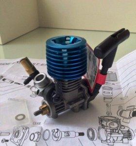 Новый двс Go Engine HSP HS01-13 (86042).