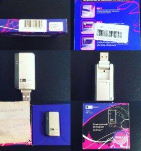 USB modem WIMAX  SWU-3220A Comstar