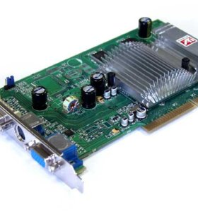 ATI Radeon 9600 (Sapphire)/AGP8x/128Mb