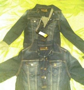 Джинсовые куртки новые женские,Подростковые