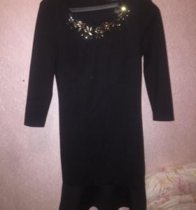 Чёрное ⚫️ платье