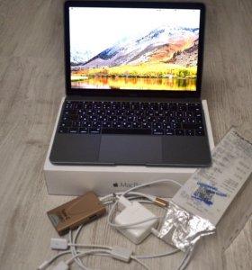 apple macbook 12 retina 512ssd куплен в сенябре17г