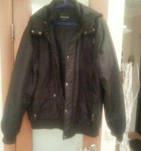 Куртка мужская, зимняя, размер 54