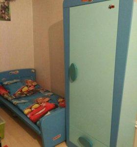 Мебель для детской, шкаф кровать