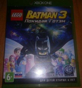 Batman 3 покидая Готэм XBOX ONE