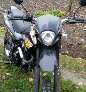 Мотоцикл racer pantera (отличное состояние)