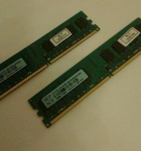 NCP DDR2 2GB 800Mhz