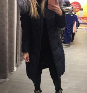 Куртка Зимняя с Чернобуркой