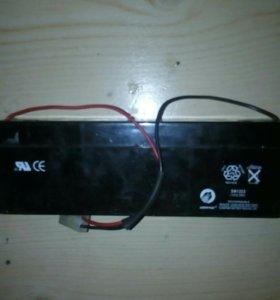 Батарея для радиоуправляемой машинки.