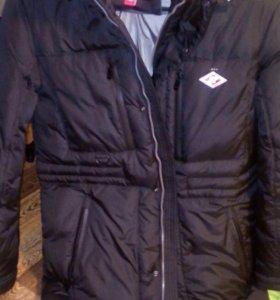 Куртка пуховик мужской