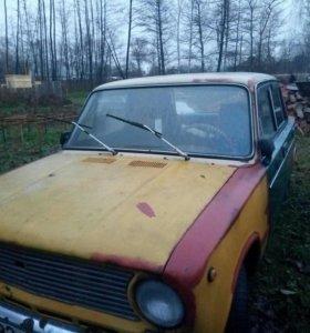 ВАЗ 2101 1976г.выпуска