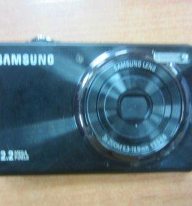 Цифровой фотоаппарат Samsung ST45 + чехол + зарядк