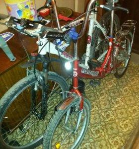 Велосипед Форвард дорожный горный складной