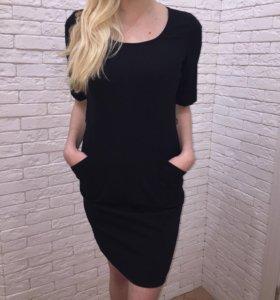 Черное платье новое