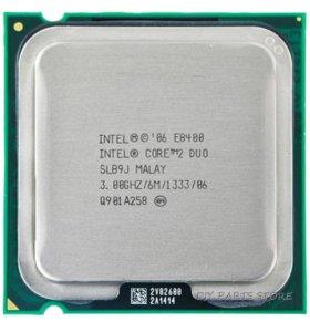 Intel Core 2 Duo E8400 S 775