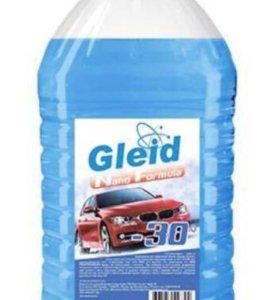 Незамерзайка незамерзающая жидкость Gleid -30