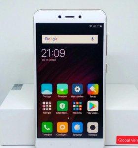 Xiaomi Redmi 4X Gold 3/32GB (НОВЫЙ)