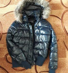 Куртка зимняя40-42-44.