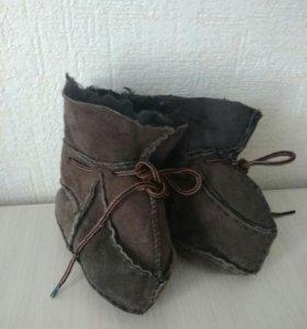 Обувь до года