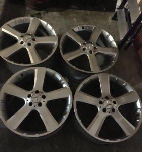 Оригинальные диски Mercedes GL, ML
