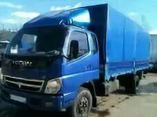 Грузоперевозка до 5 тонн по России