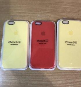 Чехол на iPhone 6, 6 s оригинал