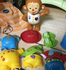 Интерактивная обезьянка Vtech