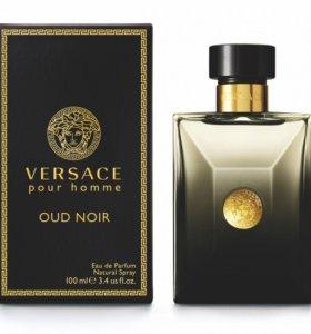 "Versace мужской ""Pour Homme Oud Noir"" 100 ml"