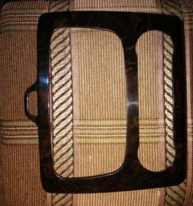 Рамка магнитолы форд фокус 2