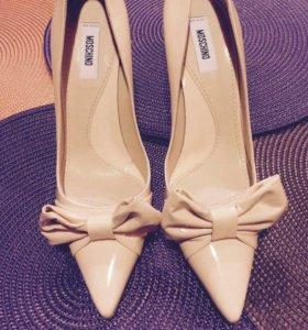 Туфли новые женские оригинал Moschino