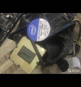Процессор Intel core i5- 2300 с куллером