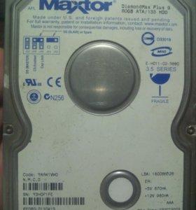 Жёсткие диски ИдЭ 80 гб