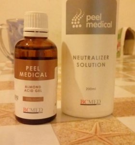 Миндальный пилинг 20% Peel medical